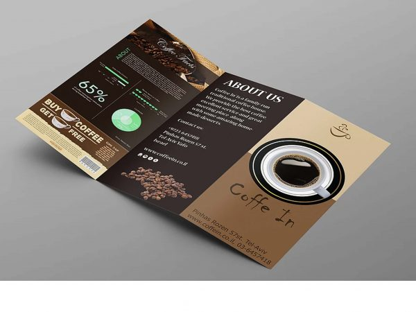 <span>Coffee House Brochure</span><i>→</i>