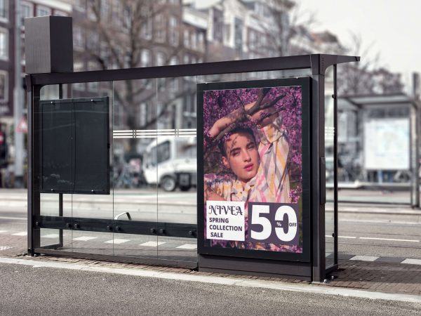 <span>Fashion Sale Billboard</span><i>→</i>